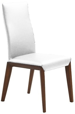 dining chairs taste furniture solid timber stainless leather