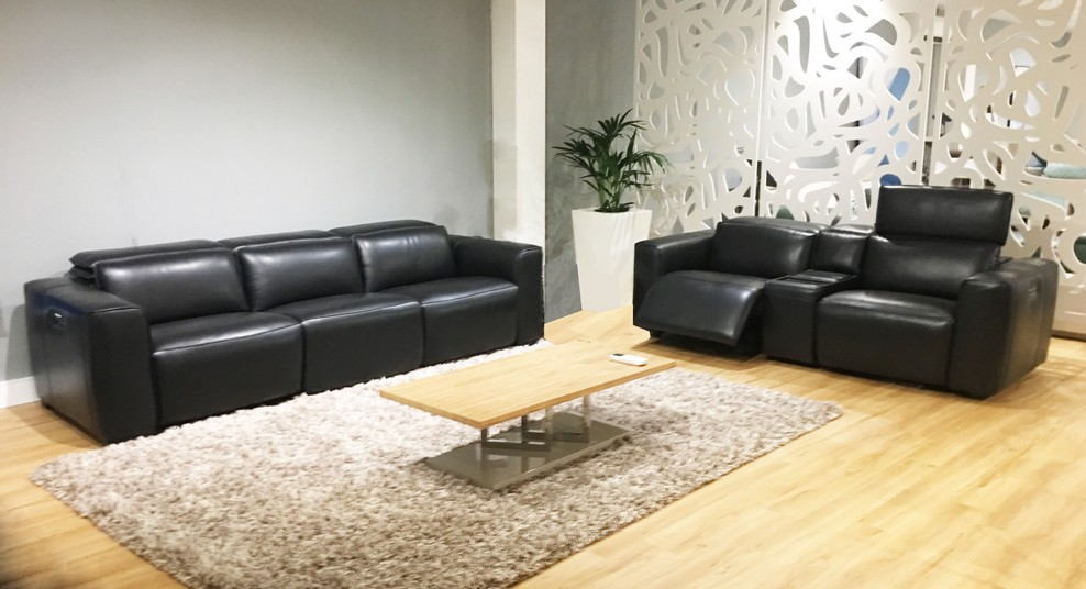 Cirrus By Domicil Leather Lounge Taste Furniture Adelaide