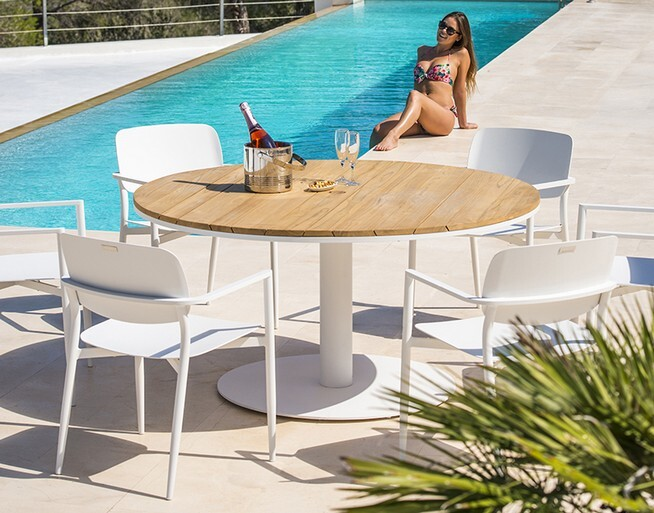 Coco Outdoor Dining Chair